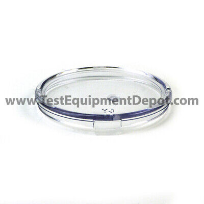 Yellow Jacket 49100 Replacement Crystal For Brute Ii Manifolds 80mm