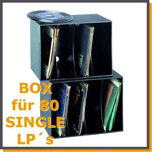 schallplatten aufbewahrung ebay. Black Bedroom Furniture Sets. Home Design Ideas