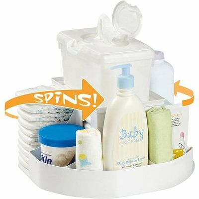 Dexbaby The Spin Changing Station, White