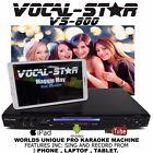 MCG Karaoke and Mic-Based Players