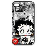 Betty Boop iPhone 4 Case