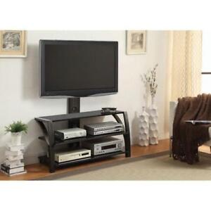 "Z-Line Designs Fiore TV Stand with Integrated Mount for TVs Up To 65"" (FS22-44M29U) NEW ** 5 CORNERS FURNITURE **"