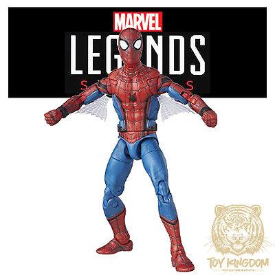 Spider Man   Marvel Legends Spider Man Homecoming 6  Loose Figure   Baf Vulture
