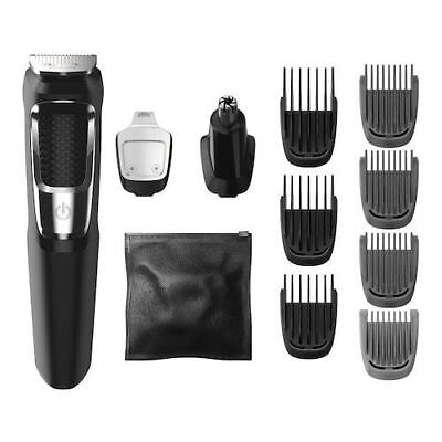 Philips Norelco Trimmer Electric Men Razor Pan Head Nose Hair Beard Shaver