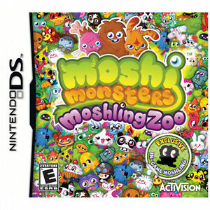 Nintendo DS Moshi Monsters Buying Guide