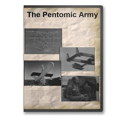 Pentomic Army Division Atomic Battlefield Big Picture Documentary DVD A847