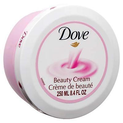 Daily Moisturising Cream - Dove Moisturizing Beauty Cream | Daily Skin and Face Moisturizer | 8.4 Fo
