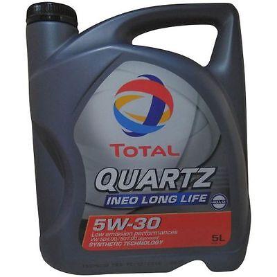 5 Liter Total Quartz Ineo LongLife 5W-30 1x5L 5W30 ACEA C3 VW BMW online kaufen