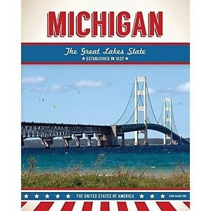 Michigan by Hamilton, John -Hcover