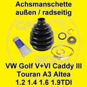 Achsmanschette Passat 3c
