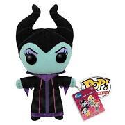 Maleficent Plush