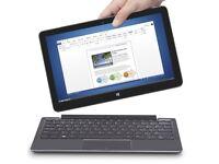 Dell Venue 11 Pro Windows 10 Tablet + Keyboard