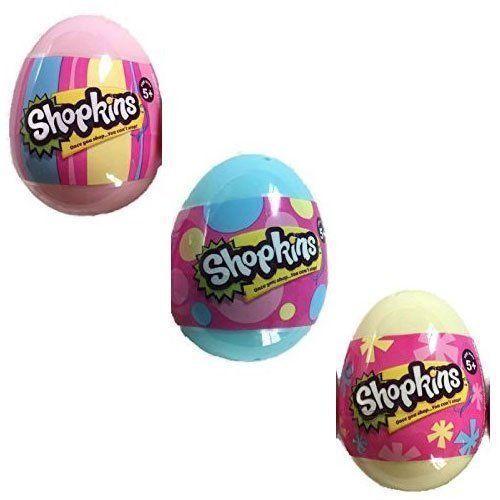 Shopkins Surprise Easter Eggs Season 4 Limited Edition