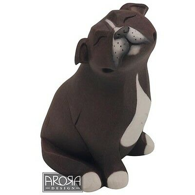 Arora Design My Pedigree Pals Staffordshire Bull Terrier Dog Figure   22843