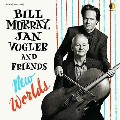 Bill Murray   New Worlds  New Cd