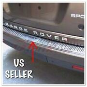 Range Rover Sport Rear Bumper