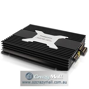 4 Channel Car Audio Amplifier 5600W Sydney City Inner Sydney Preview