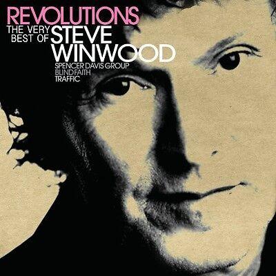 Steve Winwood - Revolutions: The Very Best of Steve Winwood [New (Best Of Steve Winwood)