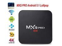 MXQ Pro fully loaded(Kodi and Mobdro)