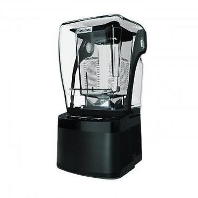 Blendtec Stealth 875 Countertop Commercial Blender W 2 Wildside Jars