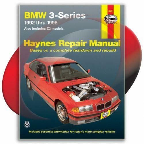 Bmw Z3 Service Manual Ebay