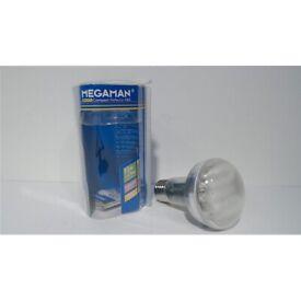 Megaman Ingenium E27 R63 Spot Bulbs 11w ES Warm White 15k Hr BR1111i (6 bulbs)