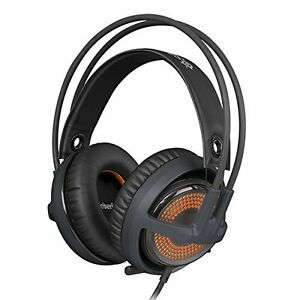Steelseries Siberia V3 Prism Gaming Headset - Cool Gray