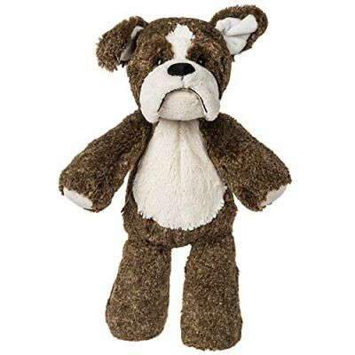 Mary Meyer Marshmallow Zoo Bradley Bulldog Soft Toy