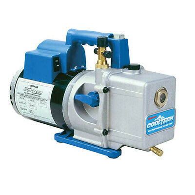 Robinair 15600 Vacuum Pump Two Stage Direct