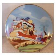 Flintstones Plate