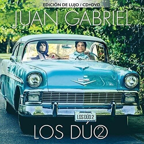 Juan Gabriel - Los Duo 2 [New CD] With DVD