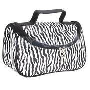 Zebra Cosmetic Bag