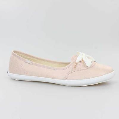 KEDS DAMEN SCHUHE TEACUP ROSE GOLD METALLIC PINK ROSA WF58734 Rosa Teacup
