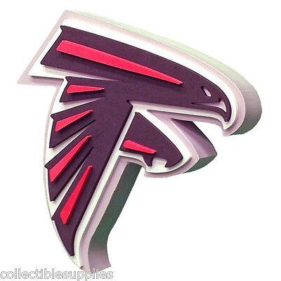 Atlanta Falcons NFL Football Official 3D Foam Logo Wall Sign