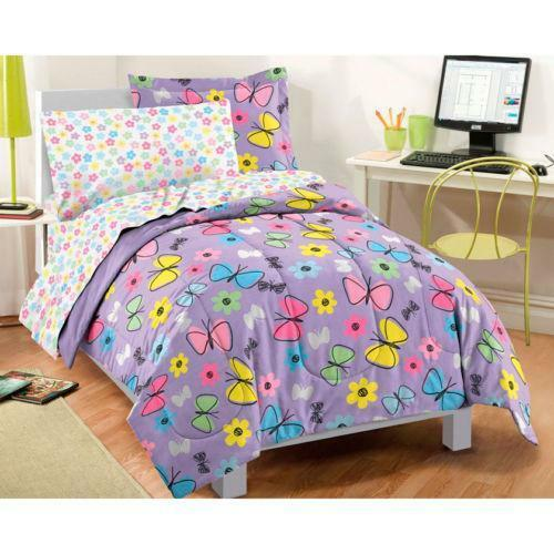 Butterfly Bed In A Bag Ebay