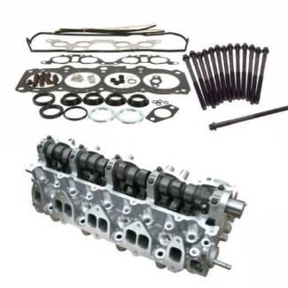 Ford Courier WL Cylinder Head