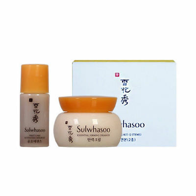 [Sulwhasoo] Renewing Kit Sample - 1pack (2item) / Free Gift