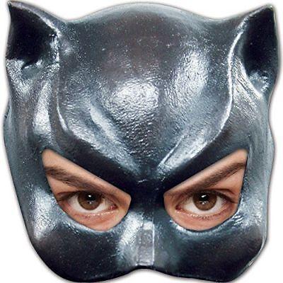 Mask CATWOMAN maschera in lattice mezzo viso Donna Gatto Nines d'Onil one size