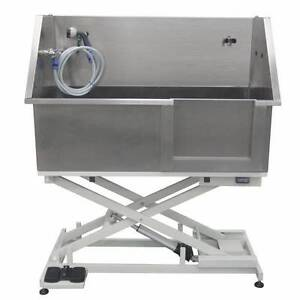 SHERNBAO Stainless Steel Electric Lifting Bath Dog Pet Groomig Chipping Norton Liverpool Area Preview