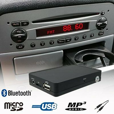 Bluetooth USB SD AUX Adapter Car Kit Alfa Romeo 147 156 159 Brera GT Spider Mito
