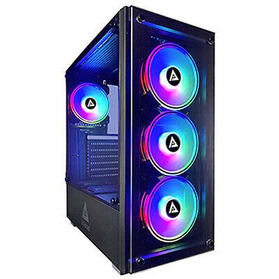 CUSTOM GAMING DESKTOP PC  MM10.04.264 AMD RYZEN 5 3600 16GB RAM 256GB SSD
