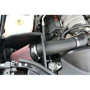 Jeep SRT8 Cold Air Intake