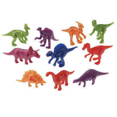 48 Mini Plastic Dino Dinosaur Figures Birthday Party Goody Bag Favor Pinata Toy  (Dinosaur Piñata)