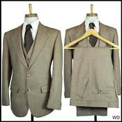 Tweed Suit 38