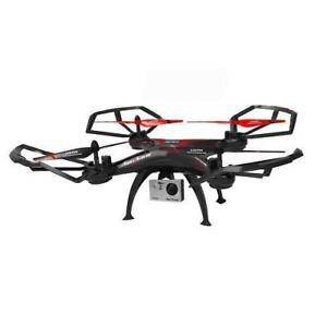 Swift Stream Indoor/Outdoor Z-10 Camera Drone NEW