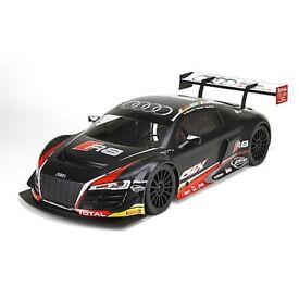 RC Le Mans Audi F8 supercar
