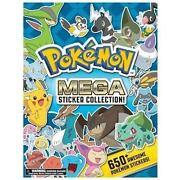 Pokemon Sticker Book