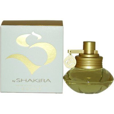 S By Shakira Women Eau De Toilette Perfume 1 0 Oz 30 Ml New In Box