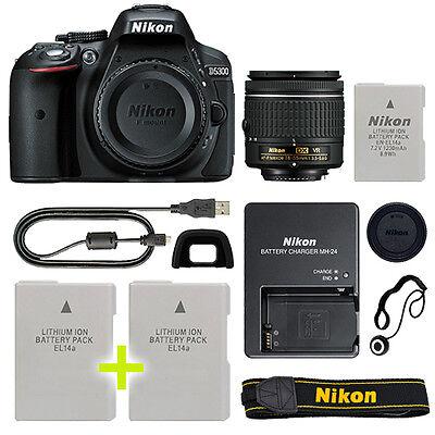 Nikon D5300 Digital SLR C....<br>