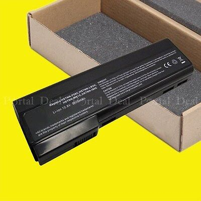 9 Cell Battery For Hp Elitebook 8570p 8470w Mobile Thincl...